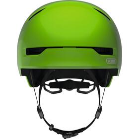 ABUS Scraper 3.0 Casco Bambino, shiny green